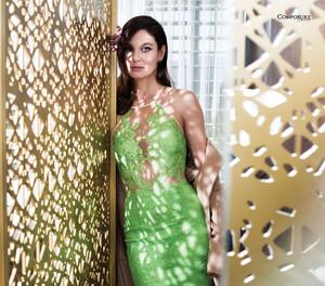 Sarah Wayne Callies - Composure Magazine Photoshoot - 2016