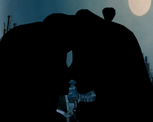 Shadow Kissing