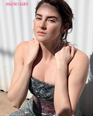 Shailene Woodley - Marie Clarie Malaysia Photoshoot - 2019
