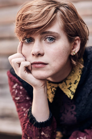 Sophia Lillis - Vogue UK Photoshoot - 2020