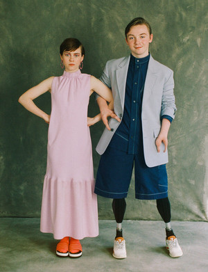 Sophia and Jake Lillis - The Laterals Photoshoot - 2020