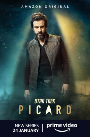 nyota Trek: Picard | Cristobal Rios