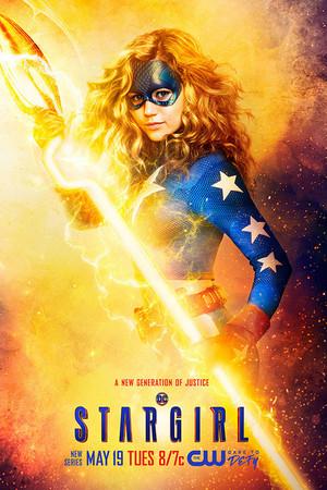 Stargirl (2020) Promo poster