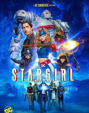 Stargirl - Justice Society - Villains - promo poster