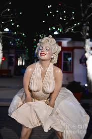 Statue Of Marilyn Monroe