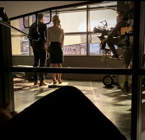 Stephen and Emily // Series Finale - BTS