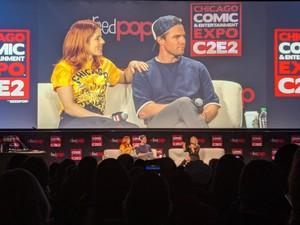 Stephen and Emily // c2e2 2020