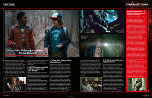 Stranger Things in Horrorville Magazine - 2017 [4]