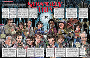 Stranger Things in Mad Magazine - 2017 [1]