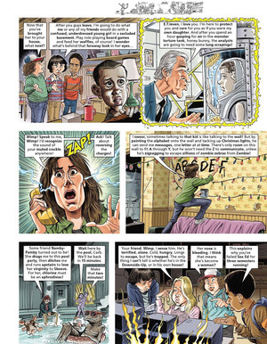 Stranger Things in Mad Magazine - 2017 [3]