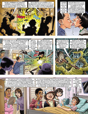 Stranger Things in Mad Magazine - 2017 [5]