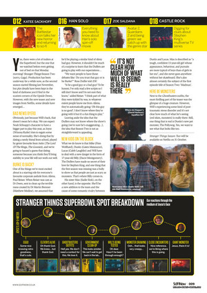 Stranger Things in SciFiNow Magazine - 2017 [2]