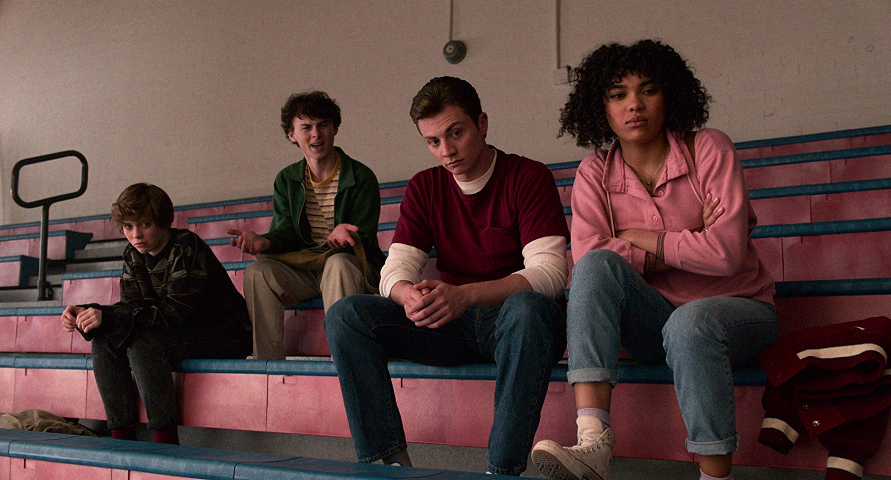 Syd, Stanley, Brad and Dina