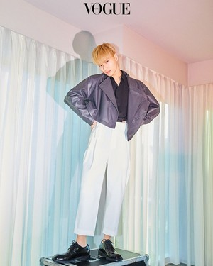 TAEMIN for VOGUE
