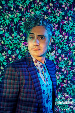 Taika Waititi - Entertainment Weekly Photoshoot - 2019