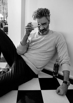 Taika Waititi - GQ Photoshoot - 2017