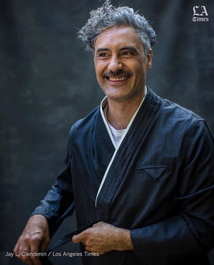 Taika Waititi - Los Angeles Times Photoshoot - 2019