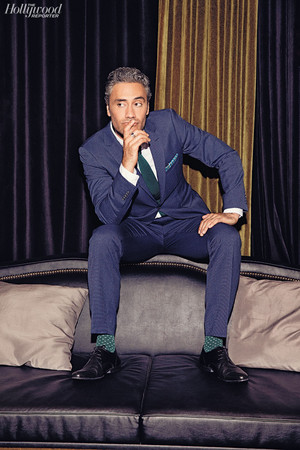 Taika Waititi - The Hollywood Reporter Photoshoot - 2017