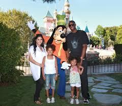 The Bryant Family In Disneyland
