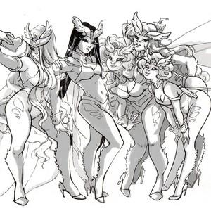 The D.D. Girls