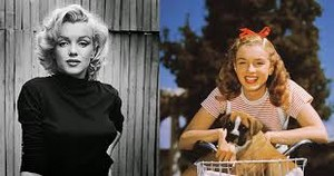 The Evolution Of Marilyn Monroe