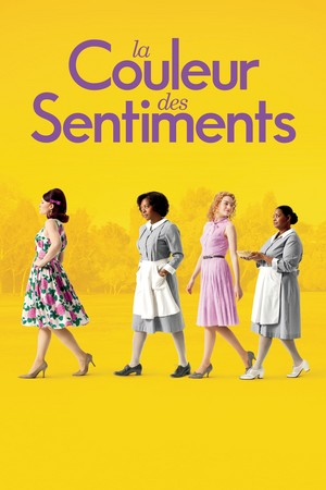 The Help (2011) French Poster