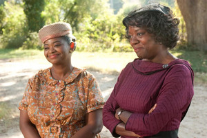 The Help - Minnie Jackson and Aibileen Clark