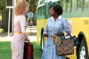The Help - Skeeter Phelan and Aibileen Clark