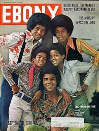 The Jackson 5 On The Cover Of Ebony