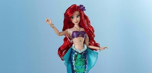 The Little Mermaid 30th Anniversary Ariel