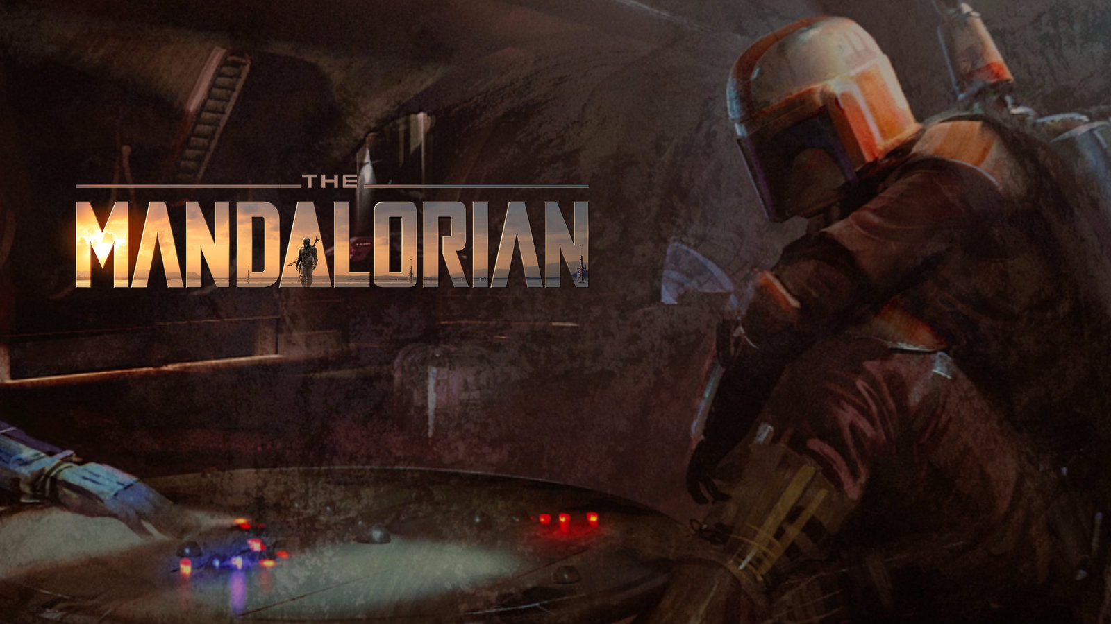 The Mandalorian Season One Star Wars Wallpaper 43208551 Fanpop