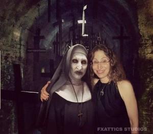 The Nun & Bonnie Aarons