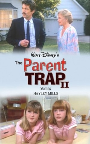 The Parent Trap II (1986) Poster