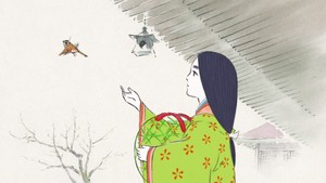 The Tale of The Princess Kaguya 壁纸