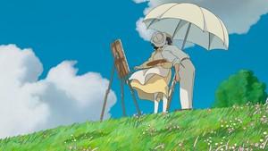 The Wind Rises karatasi la kupamba ukuta