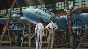 The Wind Rises wallpaper