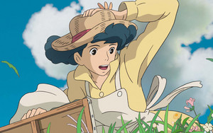 The Wind Rises wolpeyper