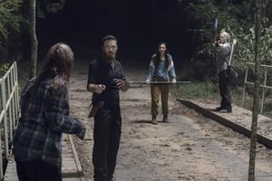 Thora Birch as Gamma in The Walking Dead: Open Your Eyes