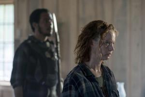 Thora Birch as Gamma in The Walking Dead: Stalker