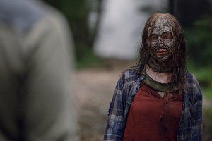 Thora Birch as Gamma in The Walking Dead: The World Before