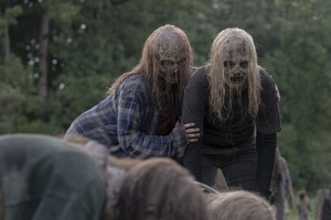 Thora Birch as Gamma in The Walking Dead: We Are the End of the World