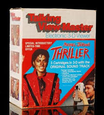 Thriller Talking View-Master