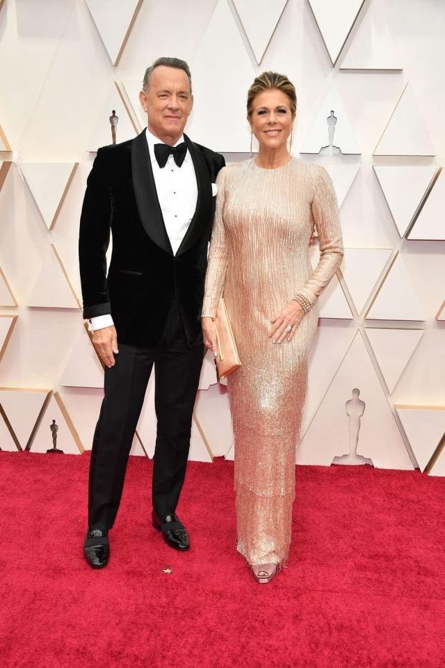 Tom Hanks and Rita Wilson - 92nd Annual Academy Awards February 9, 2020