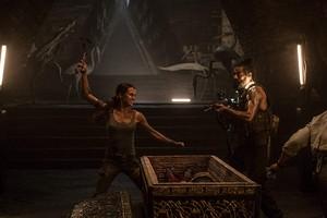 Tomb Raider (2018) - Lara Croft