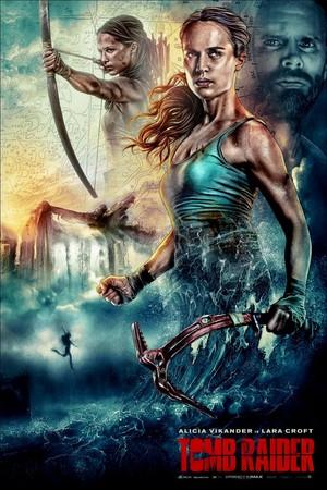 Tomb Raider The Cradle Of Life Lara Croft Female Ass Kickers