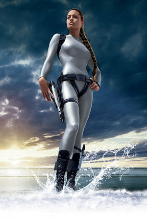 Tomb Raider: The berço of Life (2003) Poster - Lara Croft