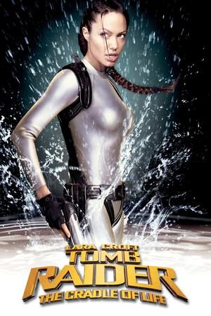 Tomb Raider: The berceau, station d'accueil of Life (2003) Poster - Lara Croft