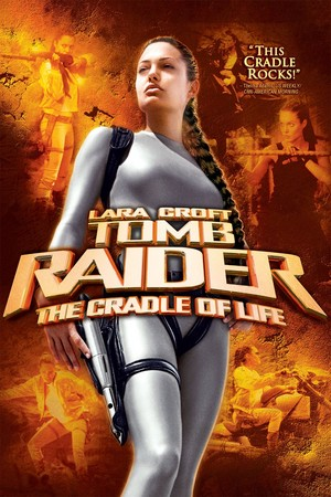 Tomb Raider: The Cradle of Life (2003) Poster - Lara Croft