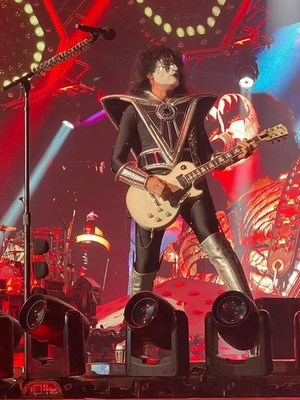 Tommy ~Manchester, New Hampshire...February 1, 2020 (End of the Road Tour)