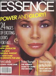 Tracey Ross On The Cover Of Essence